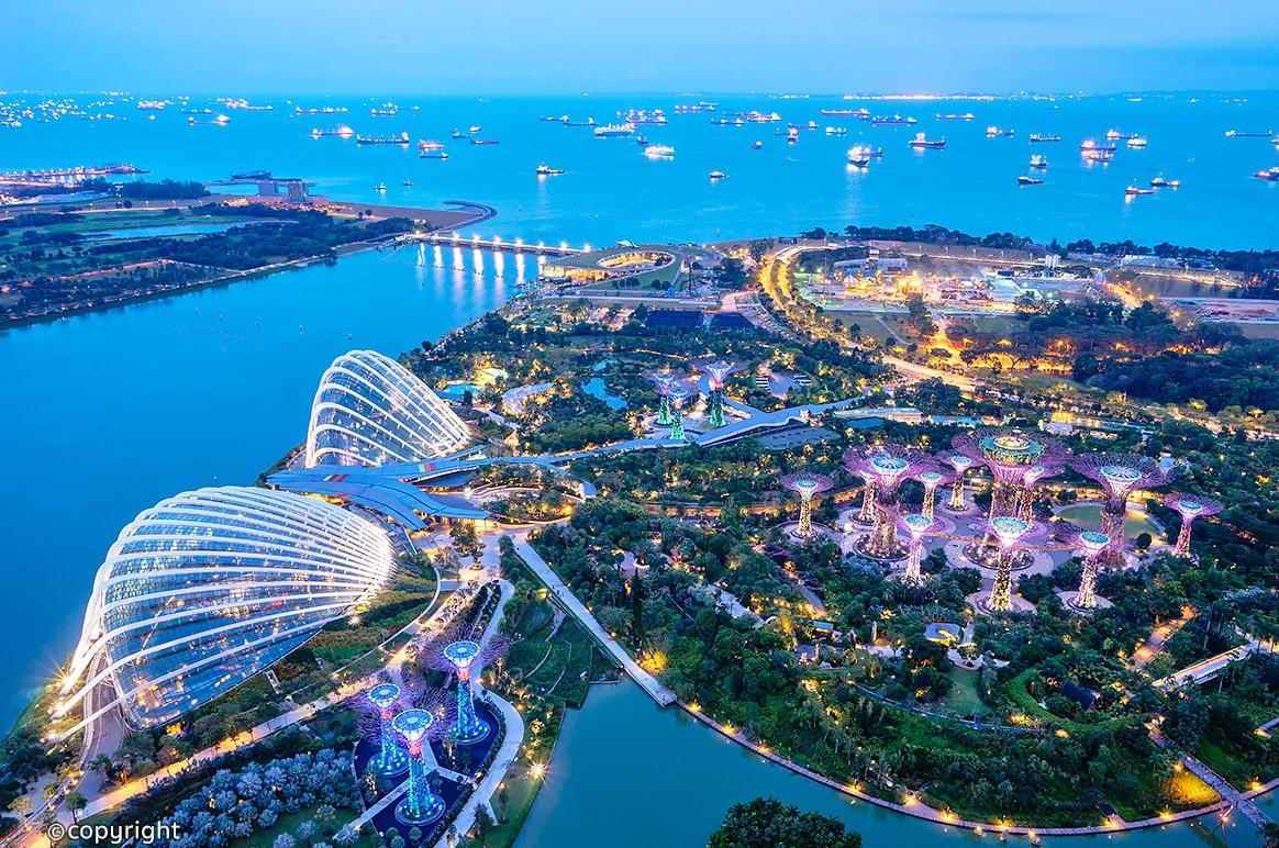 7. Сингапур
