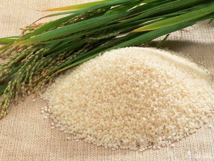 1. Белый рис