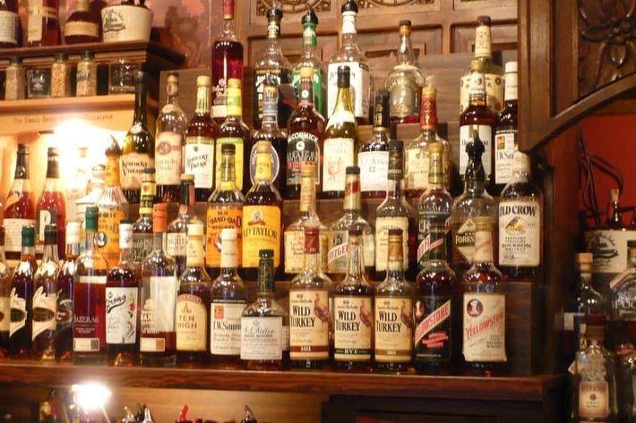 10. Алкогольные напитки