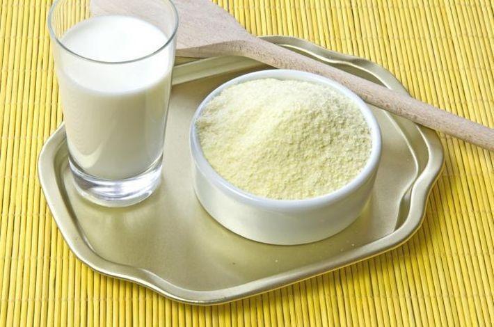 3. Сухое молоко