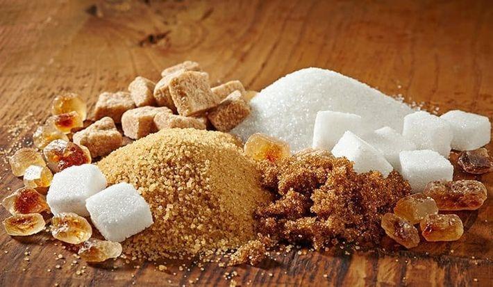 6. Сахар