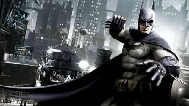 Бэтмен судится с Бэтменом
