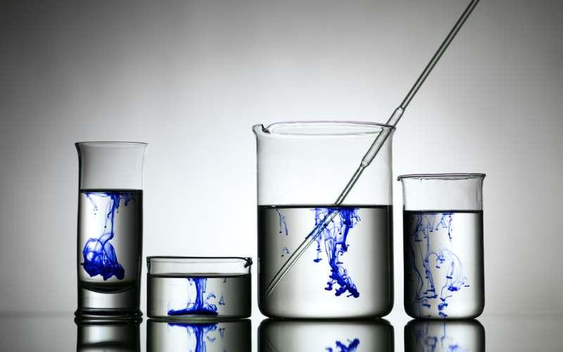 20+ Удивительных химических реакций