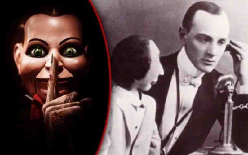 Фрэнк Байрон-младший история куклы убийцы