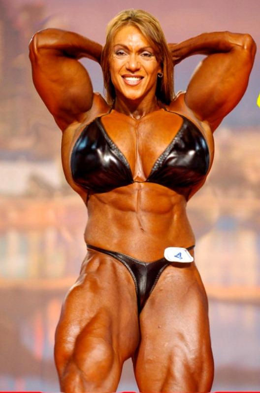 Самая сильная женщина в мире