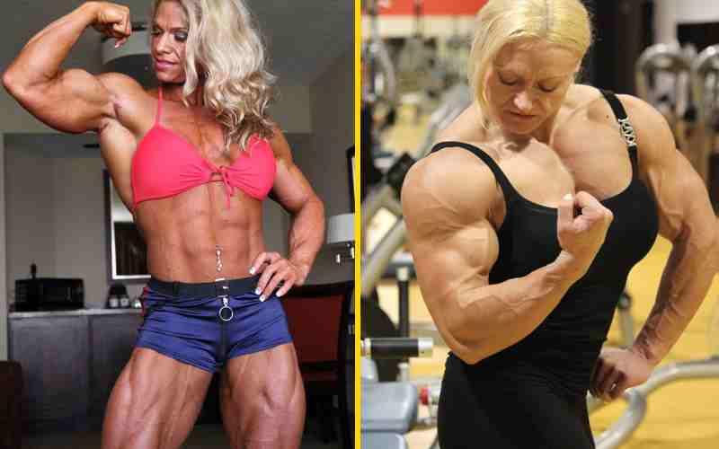 Самые мускулистые женщины в мире