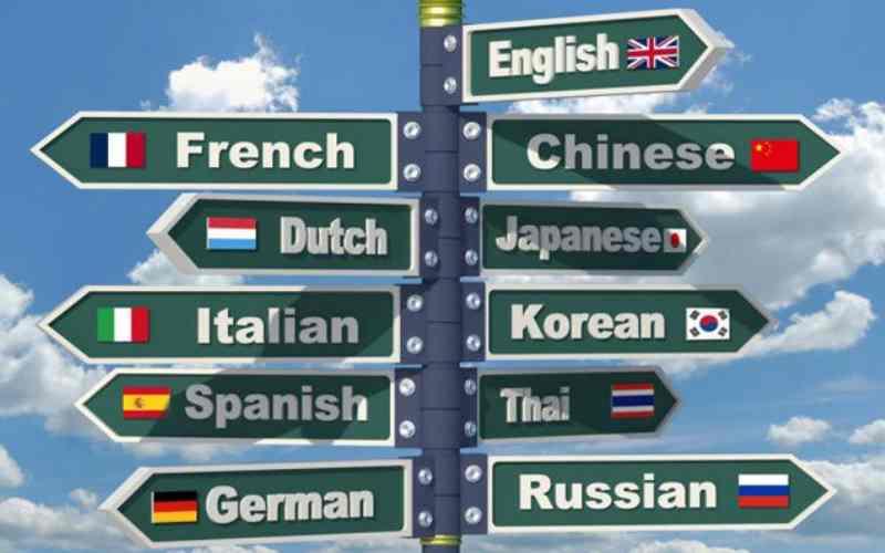 10 самых популярных языков в мире