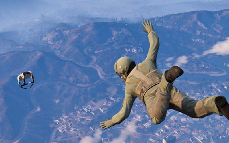 10 выживших после несчастного случая во время прыжка с парашютом