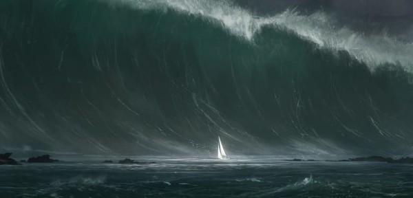 2. Блуждающие волны