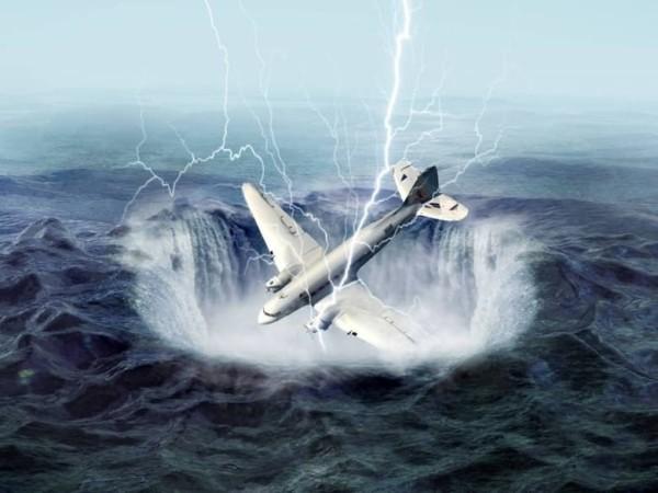 9. Исчезают не только корабли, но и самолеты