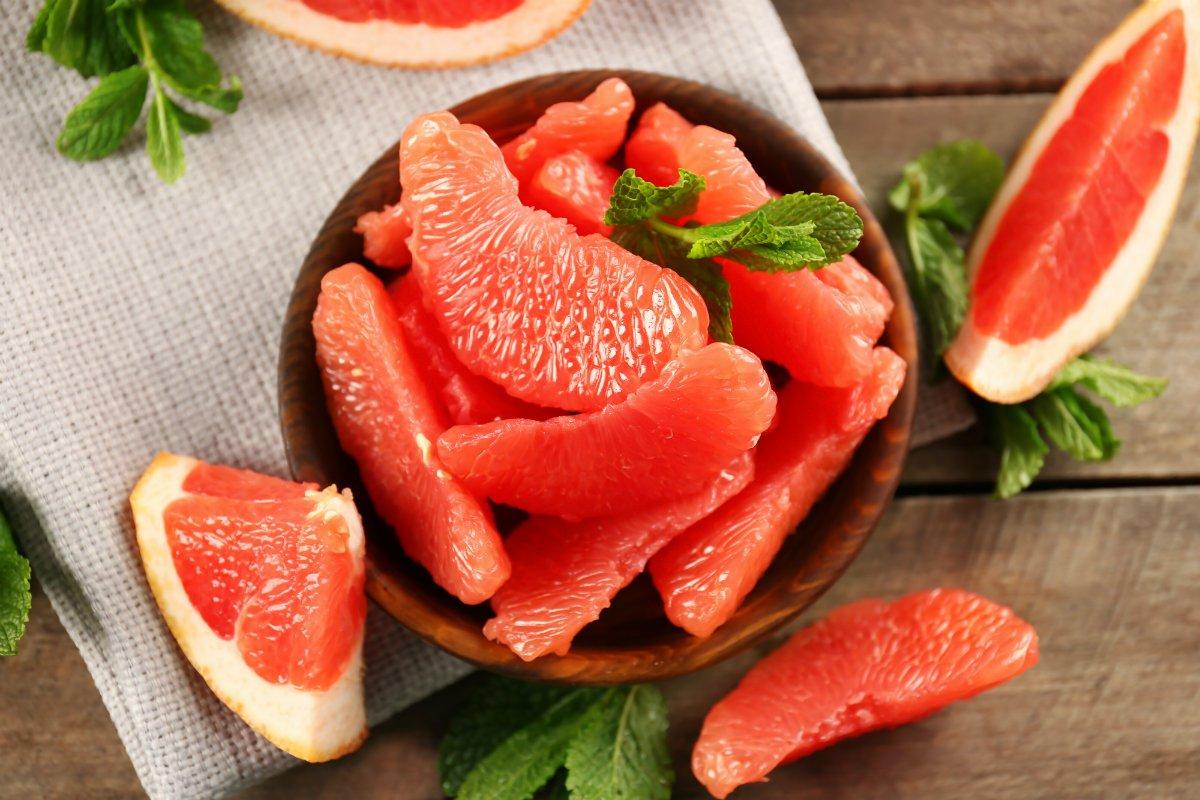5. Грейпфрут