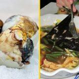 Еда, вызывающая страх и отвращение