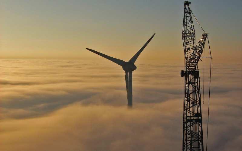 Enercon E-126 — самый большой в мире ветрогенератор