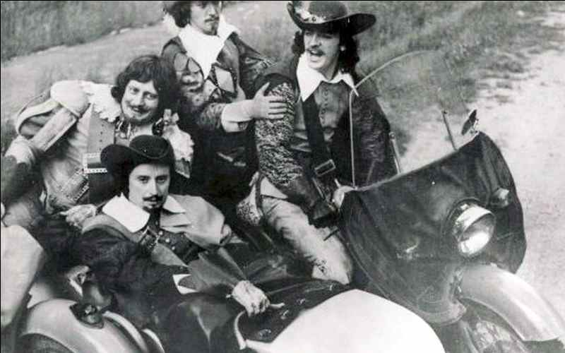 Фото со съемок фильмов, которые стали легендами