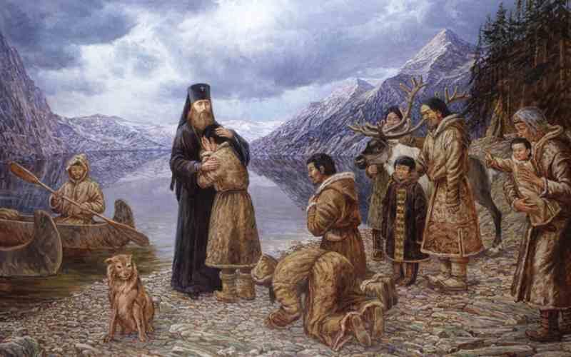 История Аляски
