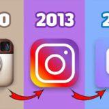 Как изменились логотипы известных компаний