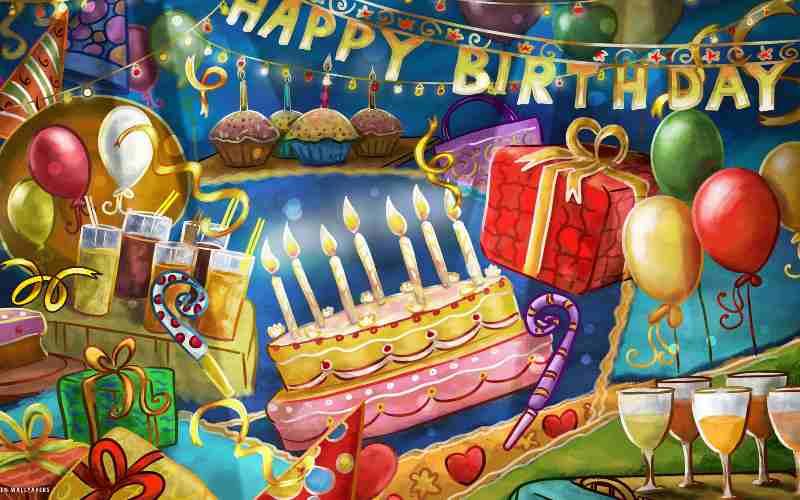 Почему мы начали праздновать дни рождения