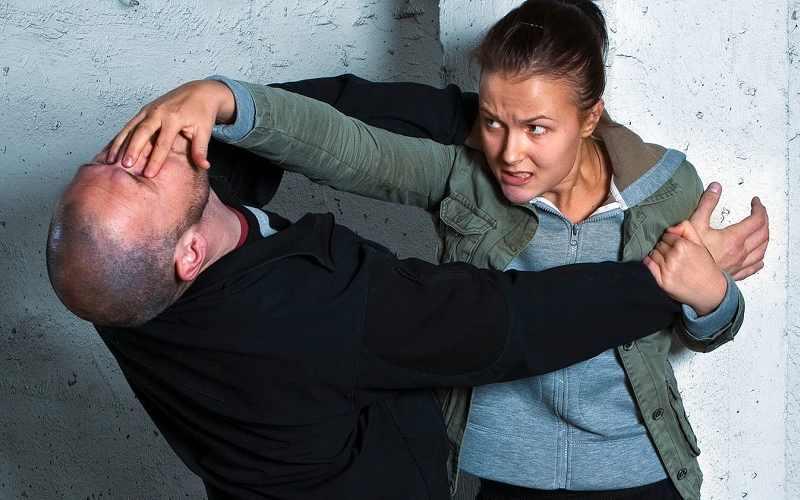 Самые эффективные удары при самообороне