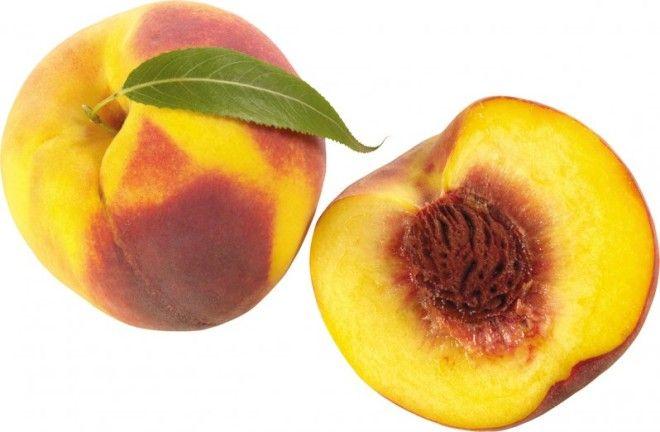 Современный персик