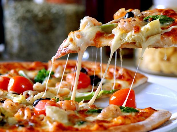 Pizza Louis XIII