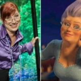 10 знаменитостей, удивительно похожи на героев мультфильмов
