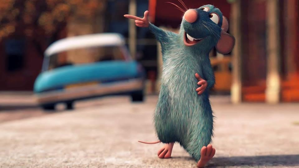 Рататуй (Ratatouille)