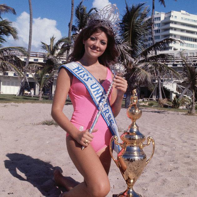 Георгина Риск, Ливан. Мисс Вселенная-1971