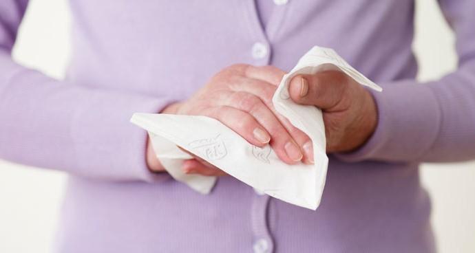 Нюхальщик бумажных полотенец