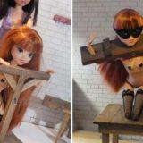 БДСМ-мебель и аксессуары для Барби
