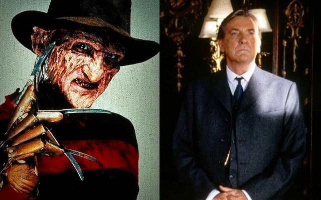 Фред16 Любопытных фактов о самых страшных фильмах ужасовди Крюгер актёр Дэвид Уорнер