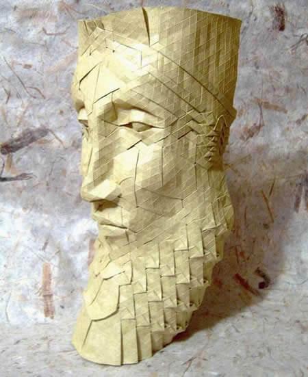 Это египетский король