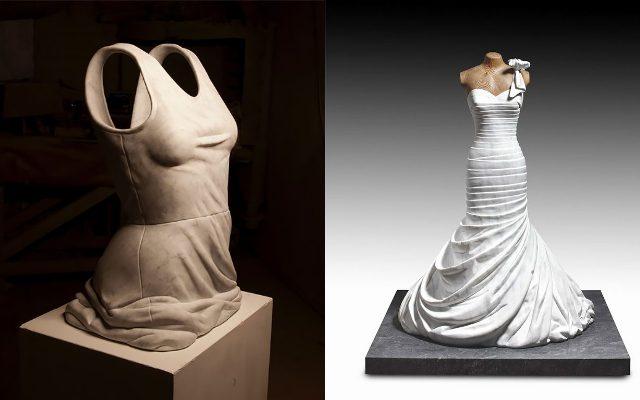 Впечатляющие скульптуры из мрамора, которые выглядят удивительно легко