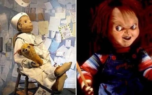 кукла «Роберт»