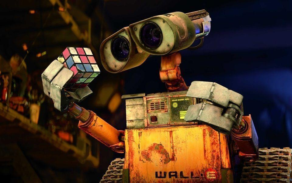 ВАЛЛ·И (WALL-E)