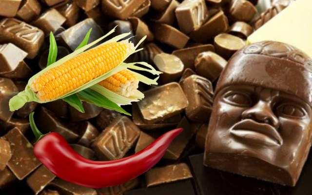 Мексика показала миру шоколад, кукурузу и чили.