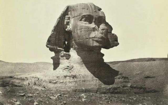 10 Фактов и теорий о Великом Сфинксе Гизы