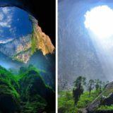 12 Самых больших и загадочных дыр в нашей планете