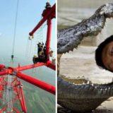 13 самых смертельно опасных работ в мире