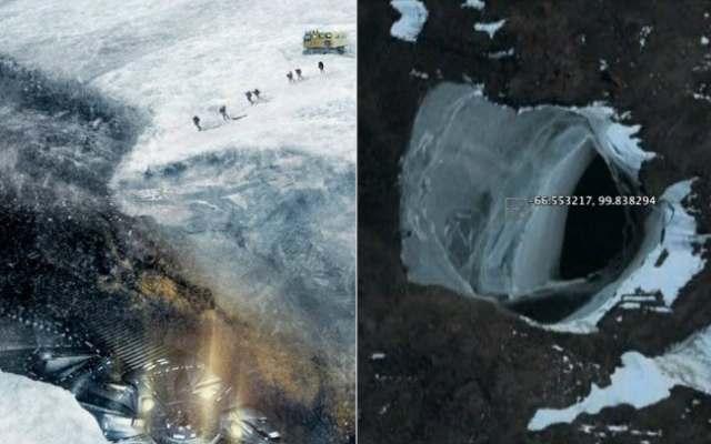 15 Вещей, которые, вероятно, будут обнаружены под льдом, когда ледники растают