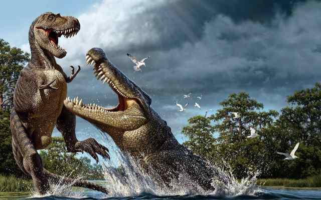 15 самых больших доисторических животных, которые когда-либо существовали