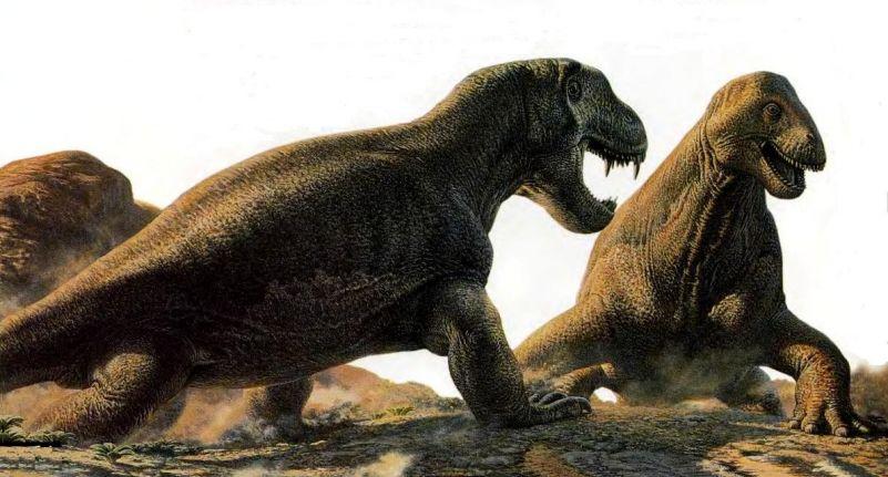 15 самых больших доисторических животных