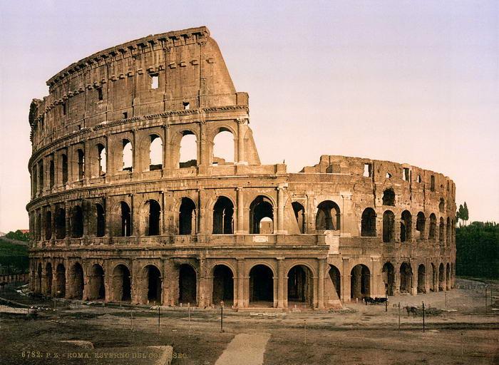 4. Колизей, Рим, Италия