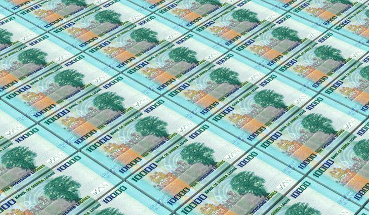 Банкноты Сьерра-Леон