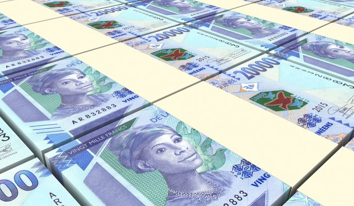 Гвинейские франки