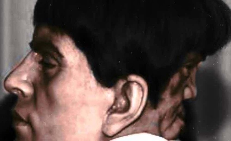 Человек с двумя лицами