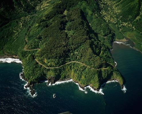 Дорога Хана Хайуэй, Гавайи