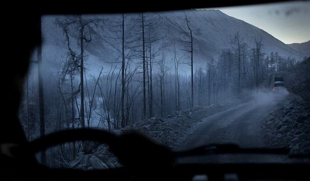 Дорога «Колыма», Россия