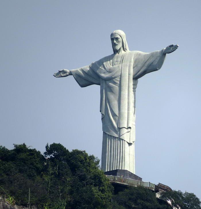 Христос Искупитель, Рио-де-Жанейро, Бразилия