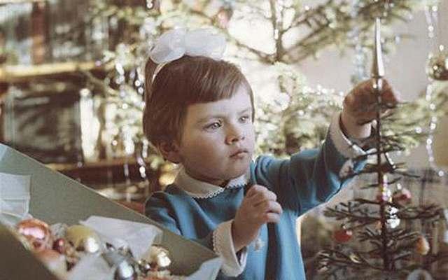 Как люди в СССР готовились к Новому году