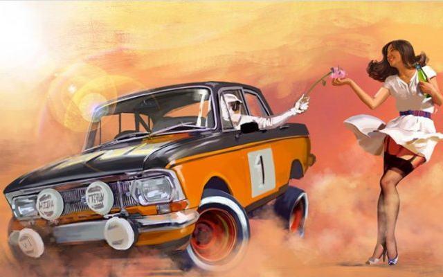 Как в СССР тюнинговали автомобили